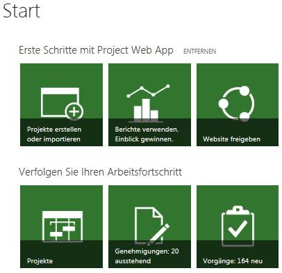 Microsoft Project 2013 Demo