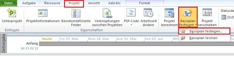 Projektplan mit MS Project (10)