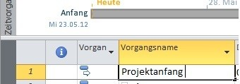 Projektplan mit MS Project (2)