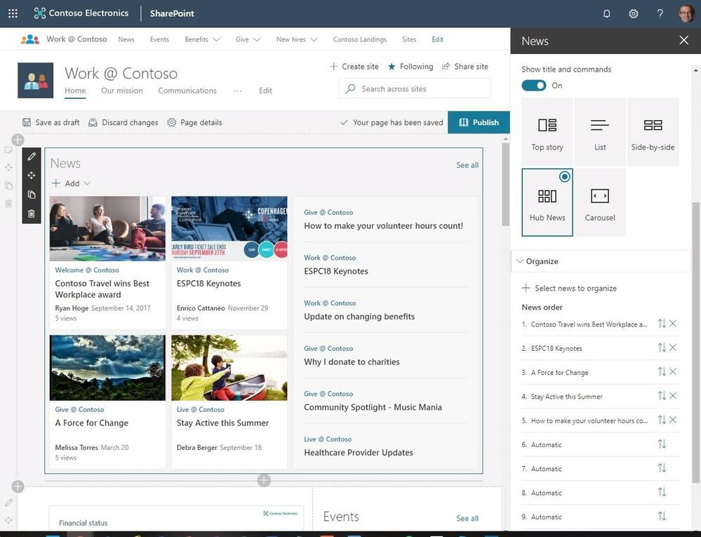 Microsoft SharePoint Roadmap 2019 - Bild 5