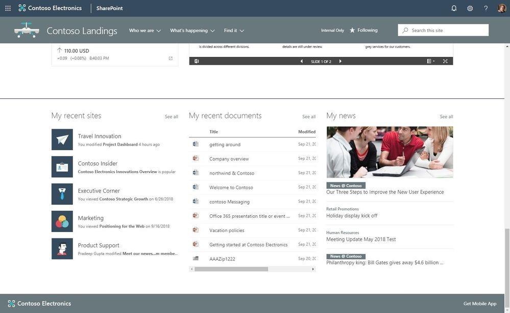 Microsoft SharePoint Roadmap 2019 - Bild 6