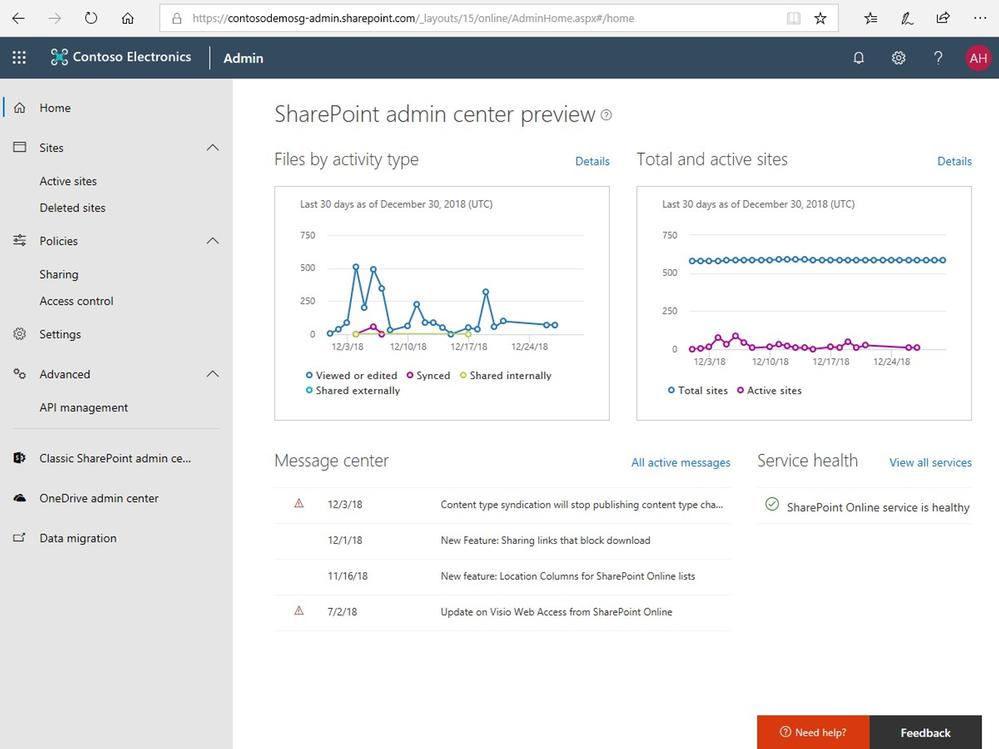 Microsoft SharePoint Roadmap 2019 - Bild 4