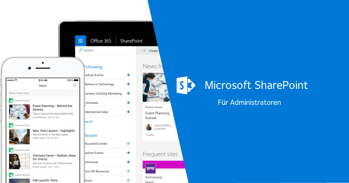 Schulung SharePoint Administration