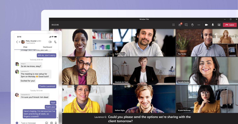 Microsoft Teams Kollaboration