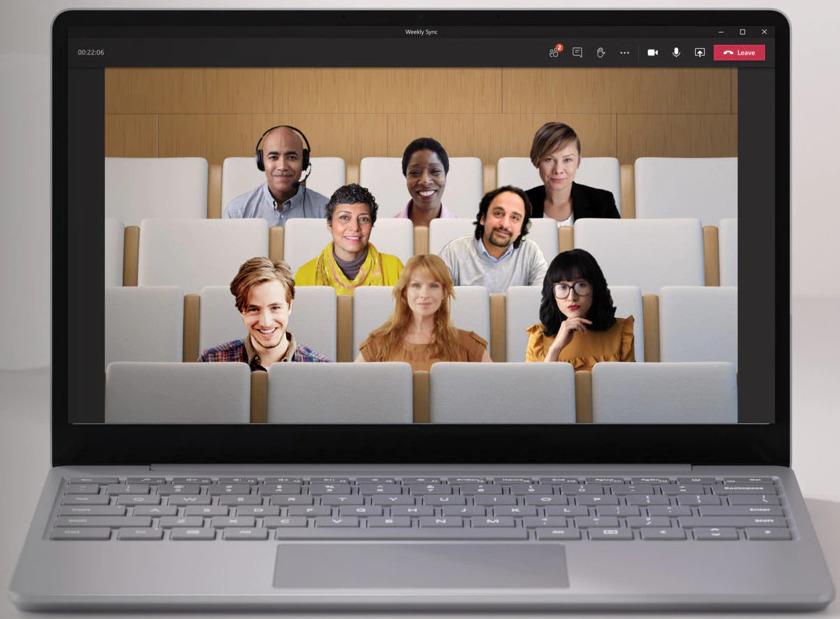 Microsoft Teams Konferenz
